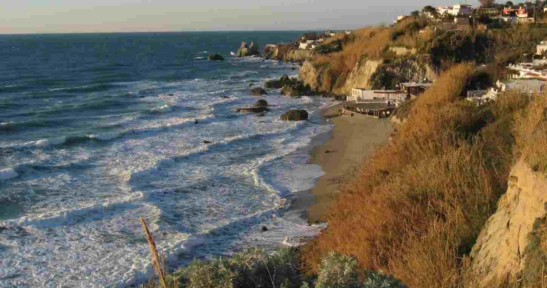 spiagge da vedere ischia spiaggia cava