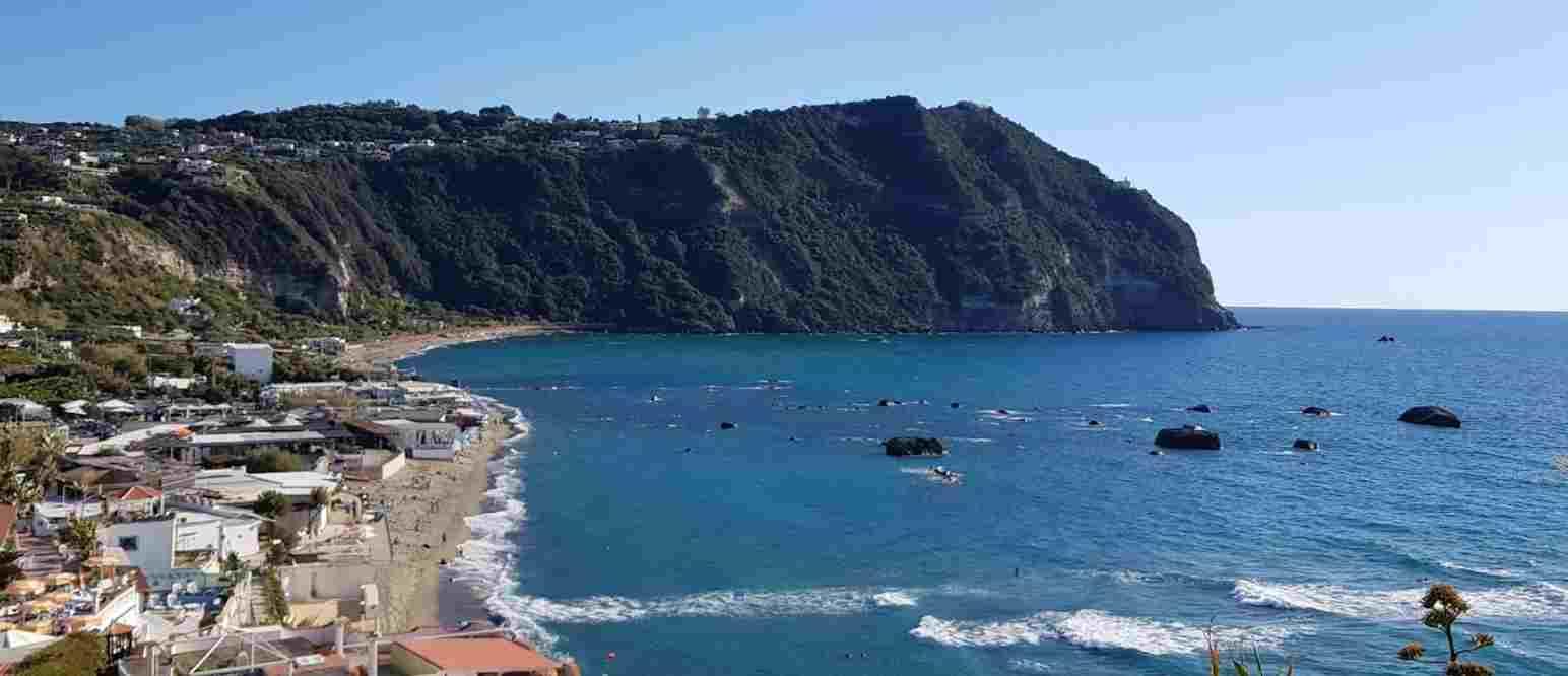 spiagge da vedere ischia citara