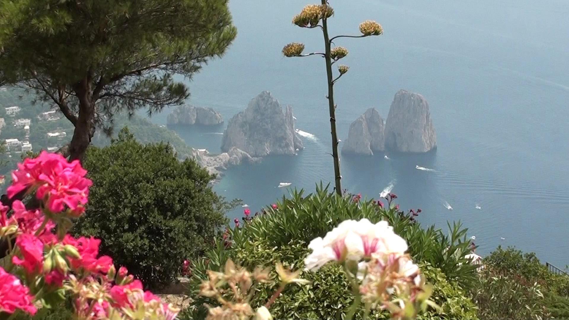 aliscafi ischia capri