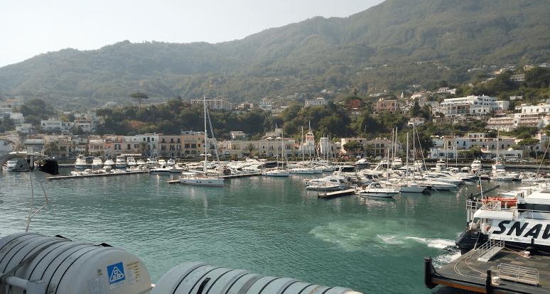 Traghetti Casamicciola Pozzuoli