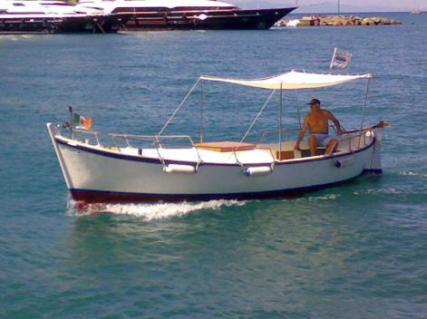 noleggio barca amalfi