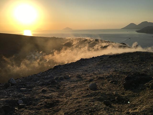 cosa vedere vulcano