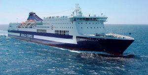 traghetto nave salerno catania