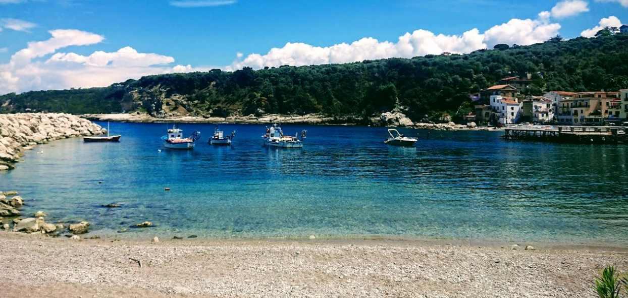 Marina di Puolo spiaggia