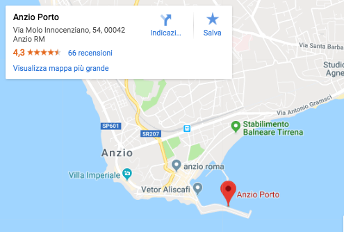 traghetti ponza
