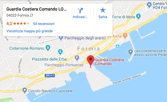 traghetti aliscafi per ponza